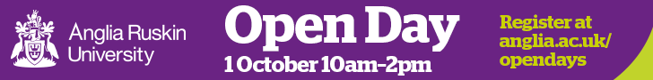 Open days at Anglia Ruskin University