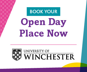 Open days at University of Winchester