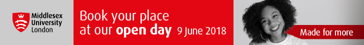 Open days at Middlesex University