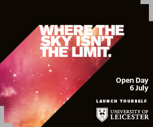 Open days at University of Leicester
