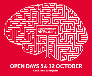 Open days at University of Reading