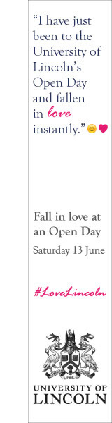 Open days at University of Lincoln