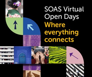 Open days at SOAS