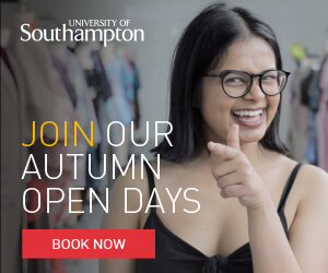 Open days at University of Southampton