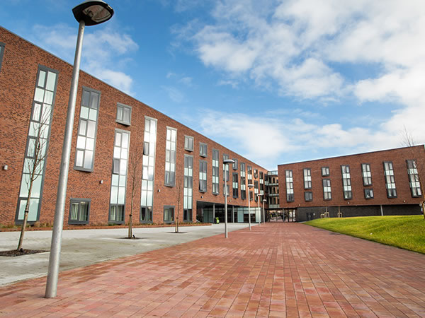 Open days at University of Chester