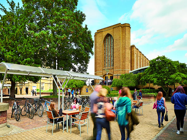 Open days at St Marys University