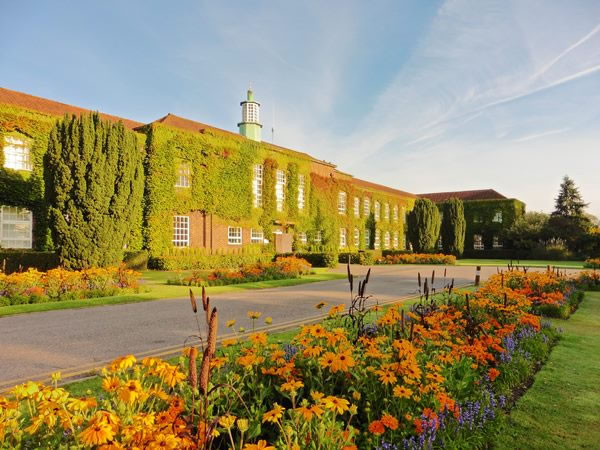 Open days at Writtle University College
