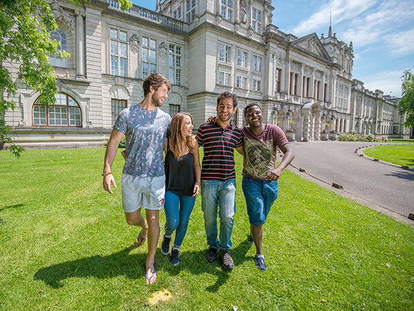 Open days at Cardiff University