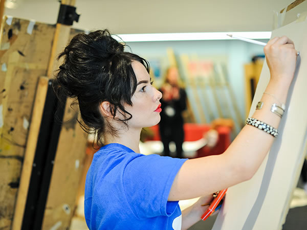 Open days at University for the Creative Arts Epsom